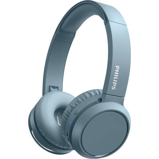 Philips Wireless On Ear Bluetooth Headphones - Blue
