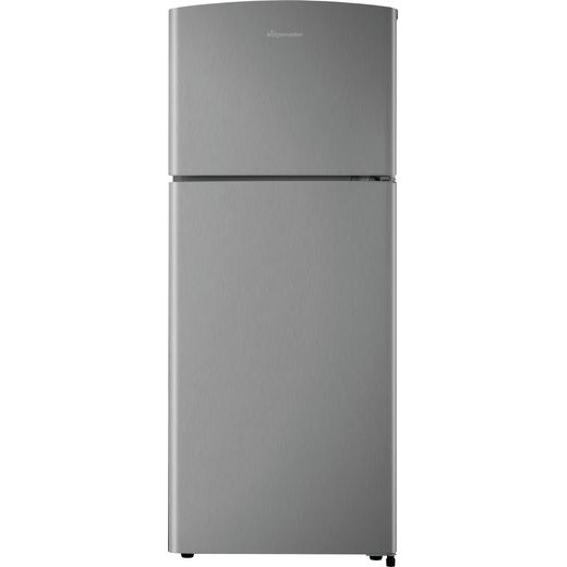 Fridgemaster MTM48120FS 80/20 Fridge Freezer - Silver - F Rated