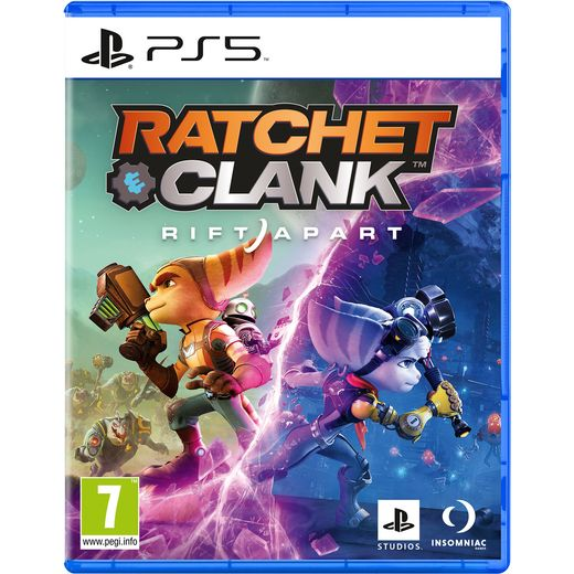 Ratchet & Clank: Rift Apart for PlayStation 5 .