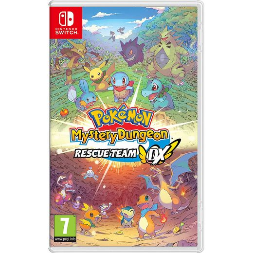 Pokemon Mystery Dungeon Rescue Team DX for Nintendo Switch