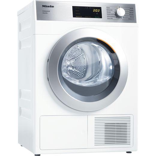 Miele Professional SmartBiz PDR300HP Heat Pump Tumble Dryer - White