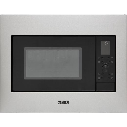 Zanussi ZMSN4CX Built In Combination Microwave Oven - Stainless Steel