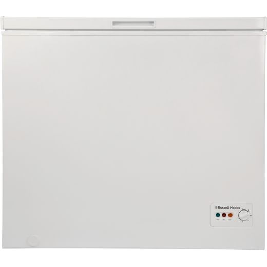 Russell Hobbs RHCF200-MD Chest Freezer - White - F Rated