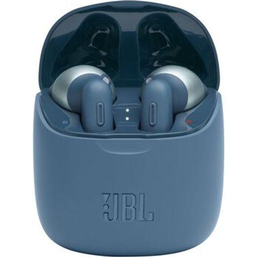 JBL Tune 225TWS In-Ear Bluetooth Headphones - Blue