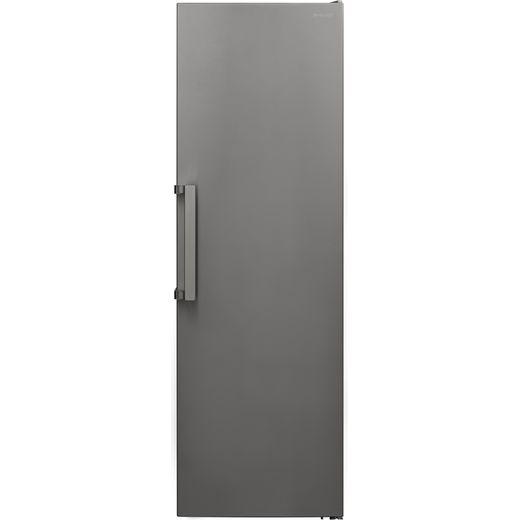 Sharp SJ-SC11CMXIF-EN Frost Free Upright Freezer - Stainless Steel - F Rated