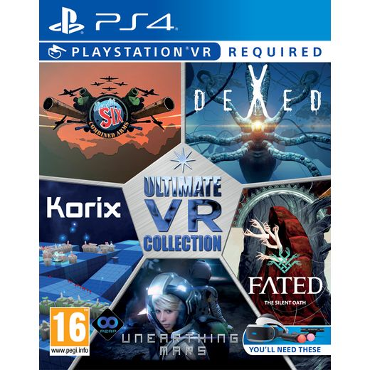 Ultimate VR Collection for PlayStation 4