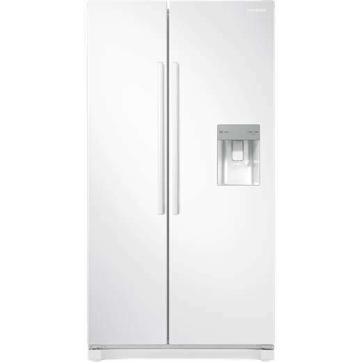 Samsung RS3000 RS52N3313WW American Fridge Freezer - White