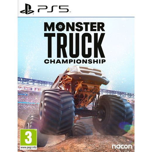 Monster Truck Championship for PlayStation 5 .