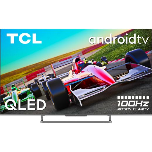 "TCL QLED 75C728K 75"" Smart 4K Ultra HD TV"