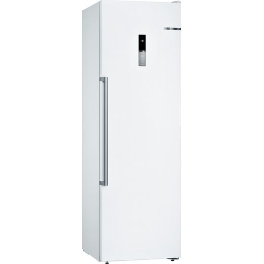Bosch Serie 6 GSN36BWFV Frost Free Upright Freezer - White - F Rated