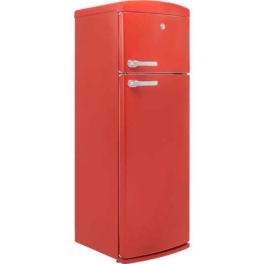 Hoover HVRDS6172RKH Fridge Freezer - Red