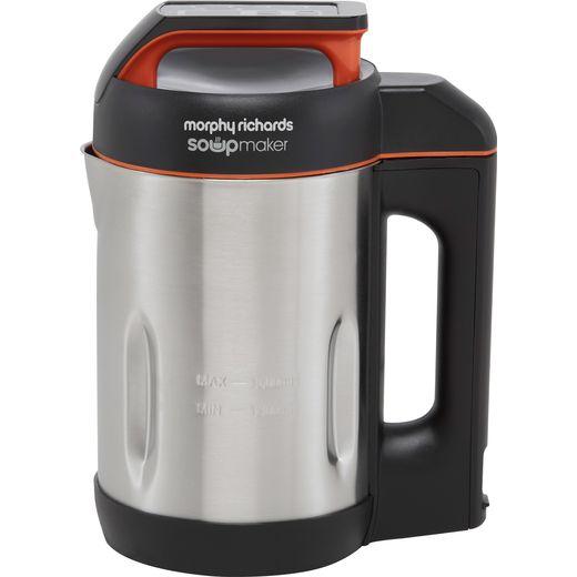 Morphy Richards 501022 1.6 Litre Soup Maker - Stainless Steel