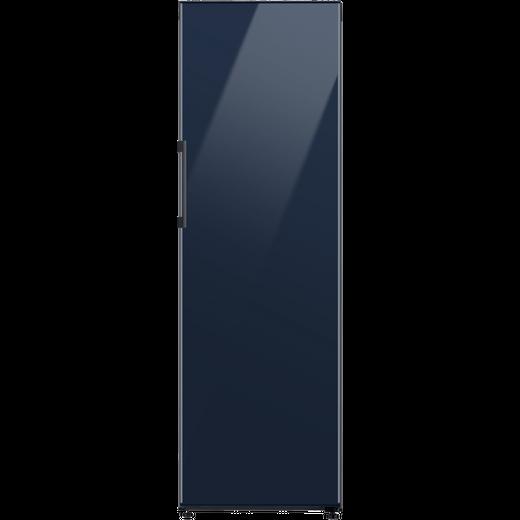 Samsung Bespoke RR39A74A341 Fridge - Glam Navy - E Rated