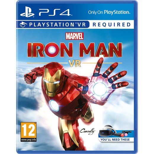Marvel's Iron Man VR for Sony PlayStation