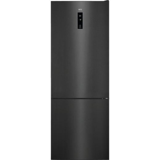 AEG RCB73423TY 60/40 Frost Free Fridge Freezer - Dark Grey - A++ Rated
