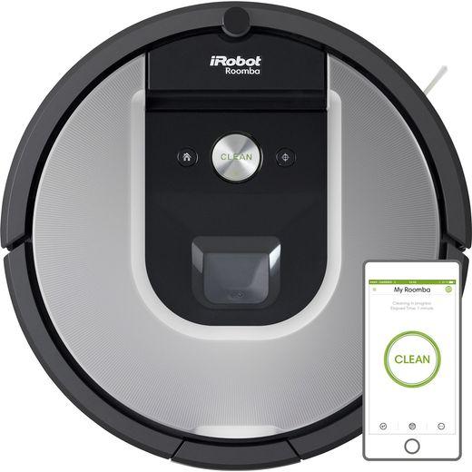 iRobot Roomba 965 Robotic Vacuum Cleaner - Grey