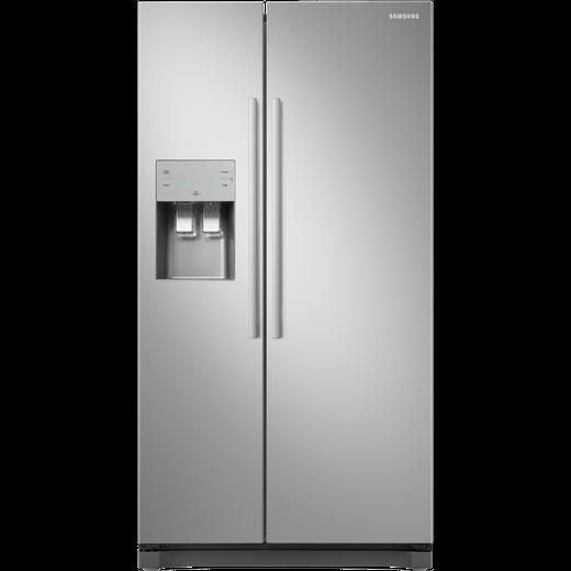Samsung RS3000 RS50N3513SA American Fridge Freezer - Metal Graphite - F Rated