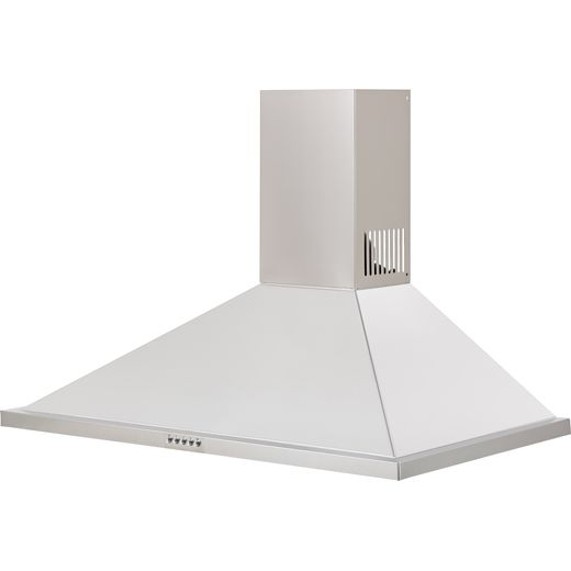 Leisure H92PX 90 cm Chimney Cooker Hood - Stainless Steel - C Rated