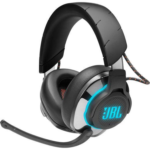 JBL Wireless Quantum 800 Gaming Headset - Black