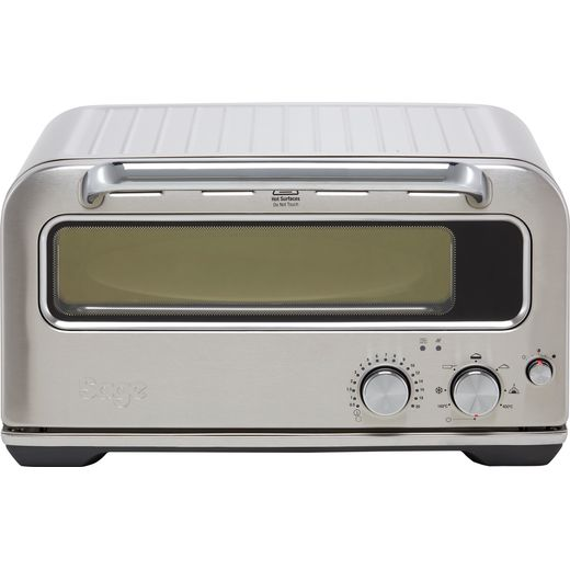 Sage The Smart Oven™ Pizzaiolo SPZ820BSS4GUK1 Pizza Oven - Brushed Stainless Steel