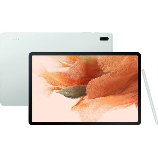 "Samsung Galaxy Tab S7 FE 12.4"" 128GB Tablet - Green"