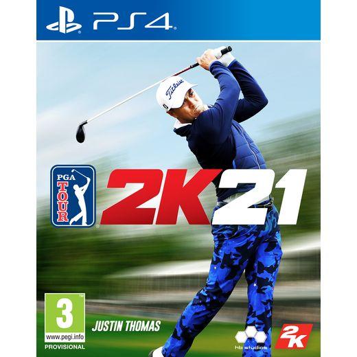 PGA 2K21 for Sony PlayStation