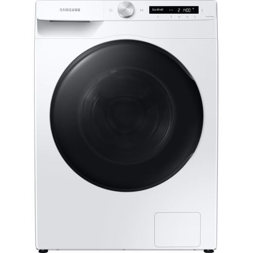 Samsung Series 5+ AutoDose™ WD80T534DBW Wifi Connected 8Kg / 6Kg Washer Dryer with 1400 rpm - White - E Rated