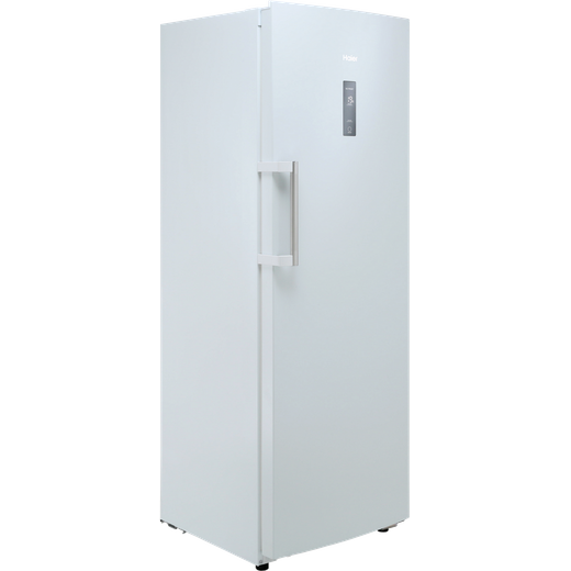 Haier H2F-220WAA Frost Free Upright Freezer - White - F Rated