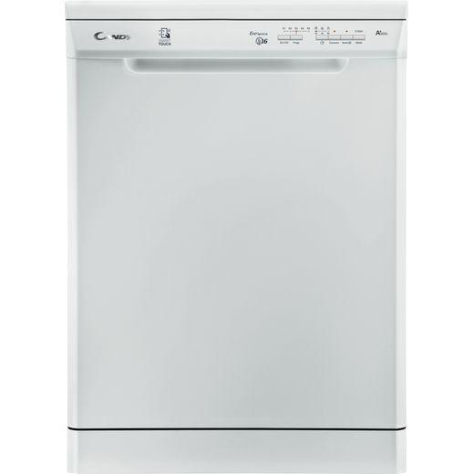 Candy Brava CYF6F52LNW Standard Dishwasher - White - F Rated