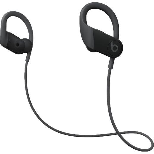 Beats Powerbeats In-Ear Water Resistant Wireless Bluetooth Headphones - Black