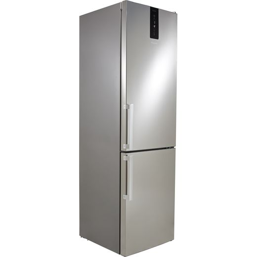 Hotpoint H7T911TMXH1 70/30 Frost Free Fridge Freezer - Stainless Steel Effect - F Rated