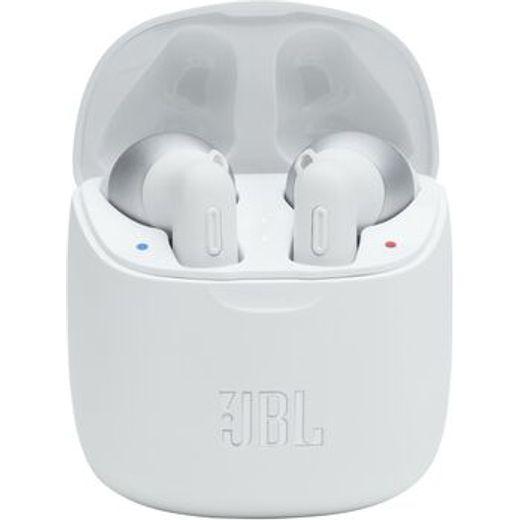 JBL Tune 225TWS In-Ear Bluetooth Headphones - White