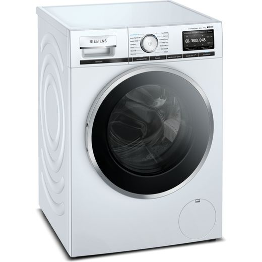 Siemens IQ-700 WM16XFH5GB Wifi Connected 10Kg Washing Machine with 1600 rpm - White - C Rated