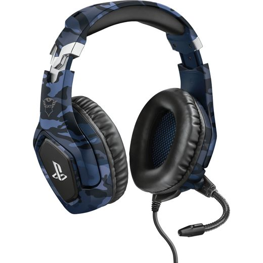 Trust Forze Gaming Headset - Blue