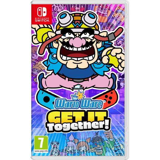 Warioware: Get It Together for Nintendo Switch