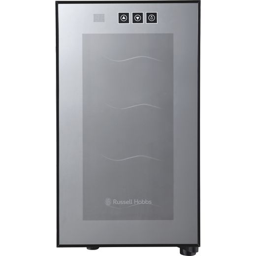 Russell Hobbs RH8WC2 Wine Cooler - Black - B Rated