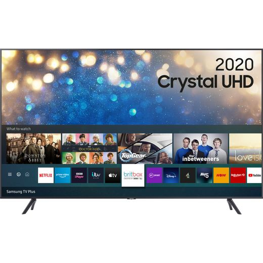 """Samsung UE70TU7100 70"""" Smart 4K Ultra HD TV With HDR10+ and Crystal Processor 4K"""