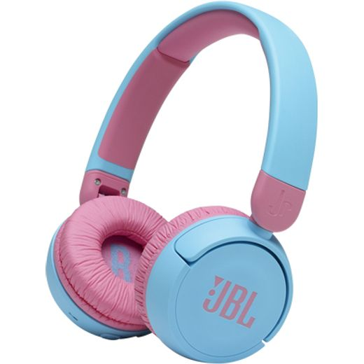 JBL JR310 Head-band Bluetooth Headphones - Blue