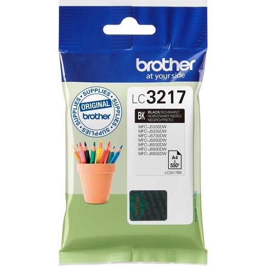 Brother LC3217BK Black Ink Cartridge