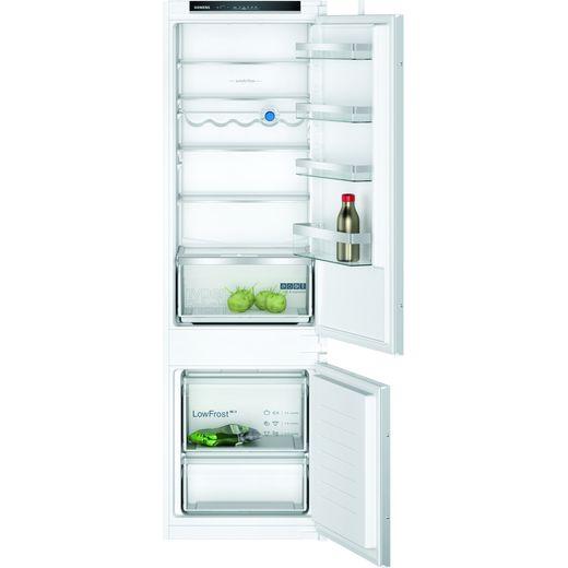 Siemens IQ-300 KI87VVSE0G Integrated 70/30 Fridge Freezer with Sliding Door Fixing Kit - White - E Rated