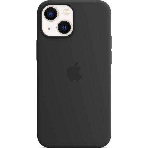 Apple Silicone Case for iPhone 13 Mini - Midnight