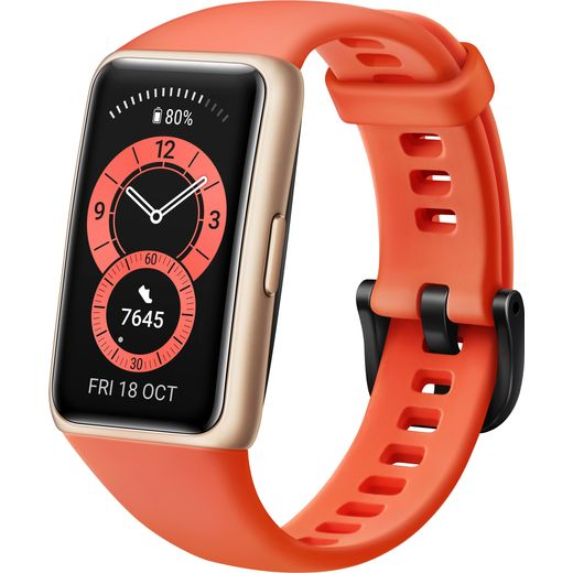 HUAWEI Band 6 55026636 Fitness Tracker - Red
