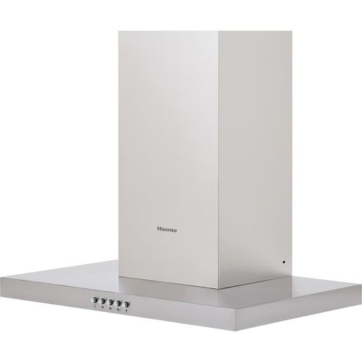 Hisense CH6T4BXUK 60 cm Chimney Cooker Hood - Stainless Steel - C Rated