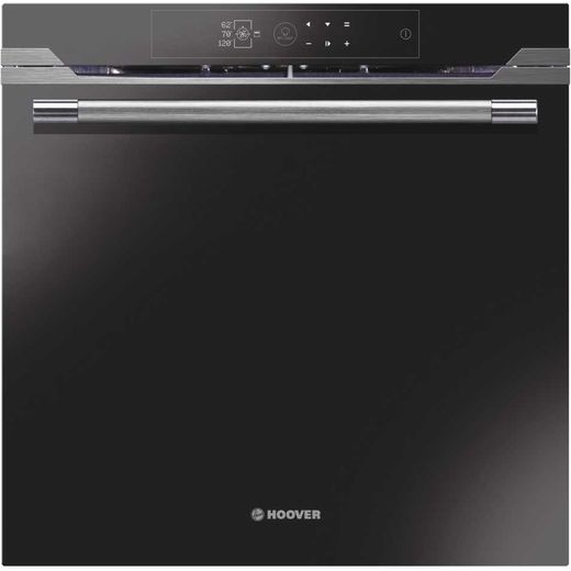 Hoover H-KEEPHEAT 700 PLUS HODP0007BI Wifi Connected Built In Electric Single Oven - Black - A Rated