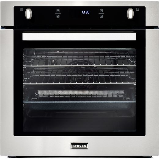 Stoves SEB602F Built In Electric Single Oven - Stainless Steel