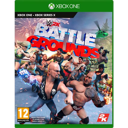 WWE 2K Battlegrounds for Xbox