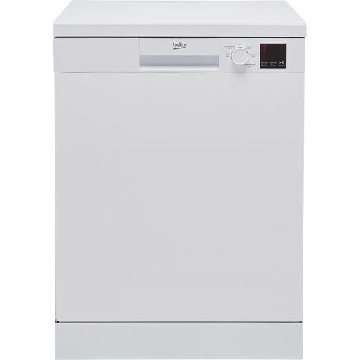 Beko DVN05R20W Standard Dishwasher - White - E Rated