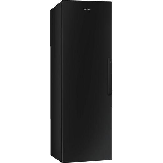 Smeg UKFF18EN2HB Frost Free Upright Freezer - Black - E Rated