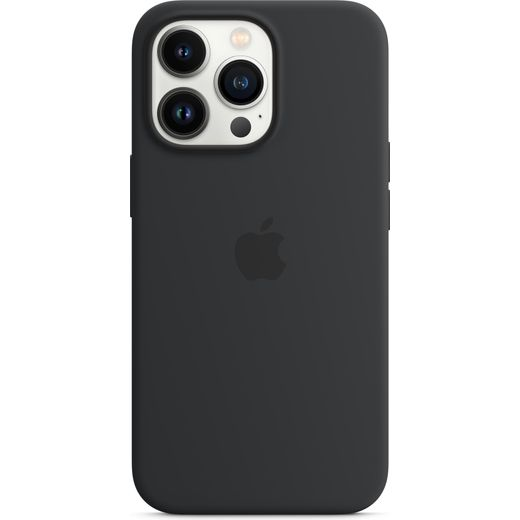 Apple Silicone Case for iPhone 13 Pro - Midnight