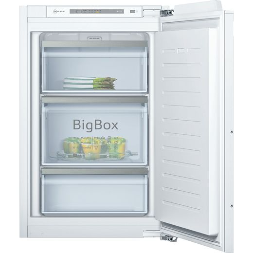 NEFF N50 GI1216DE0 Integrated Upright Freezer with Sliding Door Fixing Kit - E Rated